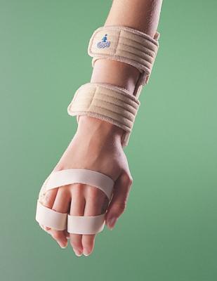orteza nadgarstka, dłoni i palców