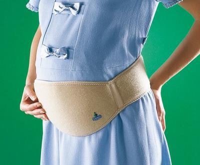 orteza pas ciążowy
